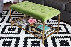Ottoman - 20 Of The Internet's Best IKEA Hacks - Photos