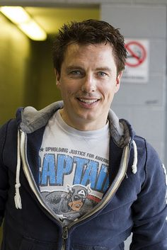 Captain Jack Harkness by captain.magnificent, via Flickr