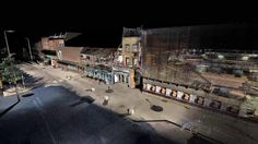 3D Scan of Young Vic Theatre. Join the 3D Printing Conversation: http://www.fuelyourproductdesign.com/