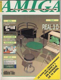 Amiga Revue 4/91
