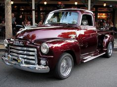 1955 GMC Pickup (Custom)