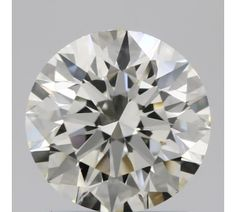 GIA Graded Round Diamond - 1.2 Carat, K Color, IF Clarity