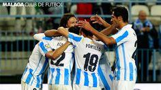 J13 LigaBBVA Málaga CF, 4 - Valencia CF, 0
