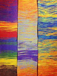 beautiful colors / handwoven