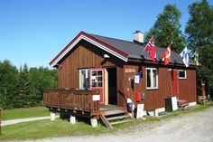The Forollhogna and Femundsmarka National Parks form a framework around one of Norway's most exciting areas of natural and cultural history. National Parks, Shed, Camping, Outdoor Structures, House Styles, Home Decor, Campsite, Homemade Home Decor, Backyard Sheds