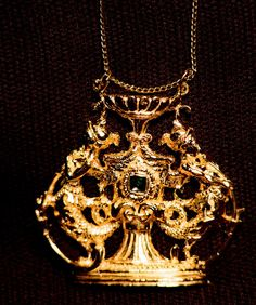 Pendant by Hans Holbein - W-07