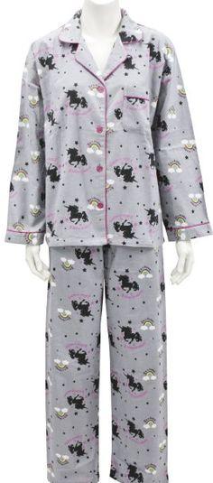 Unicorn Flannel Pajama's