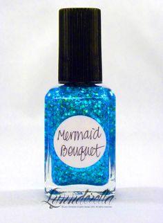 NEW Lynnderella Mermaid Bouquet - Limited Edition