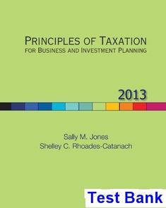 Principles of managerial finance 14th edition solutions manual by test bank for principles of taxation for business and investment planning 16th edition by jones fandeluxe Gallery