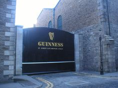 St James Gate Brewery, Dublin
