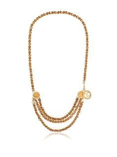 CHANEL Triple Strand Coin Belt/Necklace, http://www.myhabit.com/redirect/ref=qd_sw_dp_pi_li?url=http%3A%2F%2Fwww.myhabit.com%2Fdp%2FB00R9GQFV6%3F