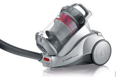 Severin Germany Nonstop Corded Bagless Canister Vacuum Cleaner Polar Silver >>> Continue to the product at the image link-affiliate link. Canister Vacuum Reviews, Best Canister Vacuum, Lightweight Vacuum, Bagless Vacuum Cleaner, Best Vacuum, Silver Prices, Hepa Filter, Hard Floor