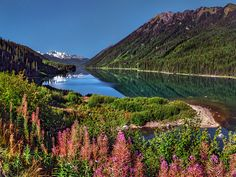 Duffey Lake, British Colombia, Canada - IvanAndreevich