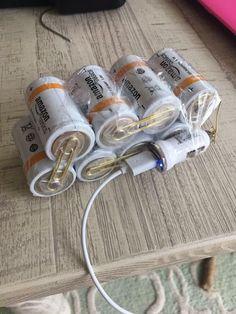 Comment charger son téléphone quand on n'a plus d'électricité ?