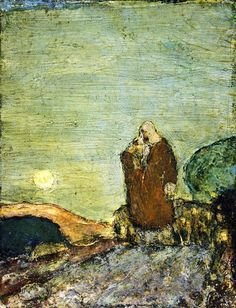 The Lost Sheep (Henry Ossawa Tanner - circa 1930)