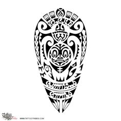 Protector Tattoo, Family tattoo - custom tattoo designs on TattooTribes . Polynesian Leg Tattoo, Hawaiian Tribal Tattoos, Tribal Arm Tattoos, Polynesian Tattoo Designs, Maori Tattoo Designs, Leg Tattoo Men, Calf Tattoo, Samoan Tattoo, Leg Tattoos