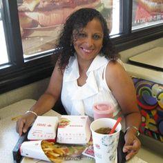 Marta O. earning Facebook Credits through Plink at Burger King in Missouri.