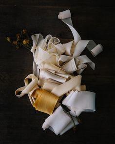 "@floretally on Instagram: ""Yellowlove 🍂 #silk #ribbons #fall #october #wedding #inspiration #handdyed #handmade #yellow #inspirebynature #bride #floral #plantdyed…"" October Wedding, Silk Ribbon, Ribbons, Wedding Inspiration, Bride, Yellow, Fall, Floral, Handmade"