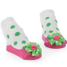 Sprout Socks by Mud Pie