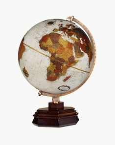 USONIAN I - Replogle Globes Product #FrankLloydWright #collection #globe