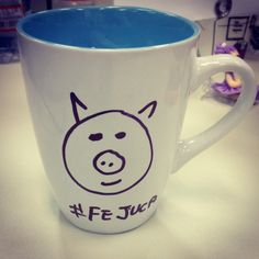 Hoje é dia de feijoada, mas antes um café! www.diariodebordo.net.br