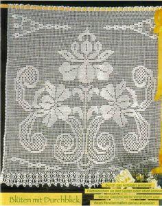 Kira scheme crochet: Scheme crochet no. 1328