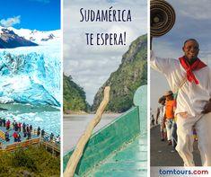 ESTE 2018 VIAJE SUR! Ofrecemos las mejores tarifas a todos los destinos de #Sudamérica. No posponga las vacaciones de sus sueños, con tan solo un click o una llamada las mismas se pueden hacer realidad en cuestión de minutos! Comuníquese al (212) 947-3131 o visite hoy www.tomtours.com #SomosLatinoamérica