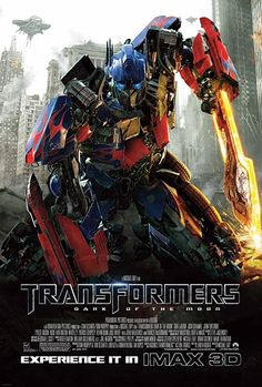 #Transformers 3: Dark Side Of The Moon (2011)