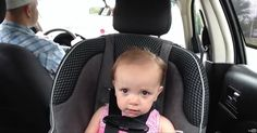 A Baby Girl Sings Her Heart Out To Elvis While On A Car Ride With Her Dad :)