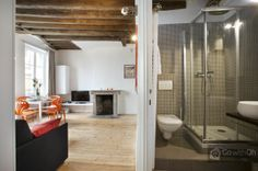 Loft apartment in the district of Bastille