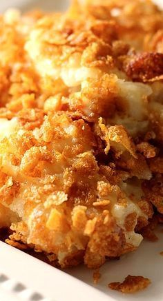 Cheesy Potato Casserole - this is awesome!!