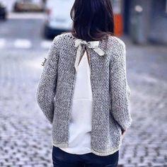 875e83666797 Οι 83 καλύτερες εικόνες του πίνακα ΠΛΕΚΤΑ & ΖΑΚΕΤΕΣ | Beige sweater ...