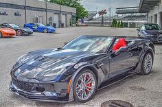 Corvette at IMS