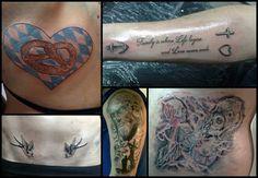 Hier sind ein paar Werke aus den vergangenen Wochen :)