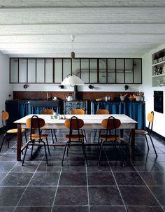 Une maison singulière à une heure de Paris - Côté Maison
