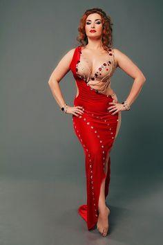 "BAM is right!! ""BAM! Mona Amar (Alexandra Garbar)"" #bellydance costume love!"