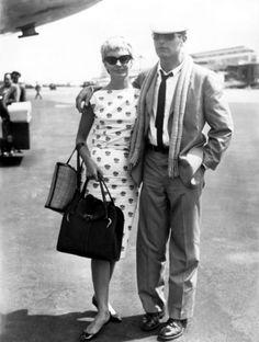 Paul Newman & Joanne Woodward