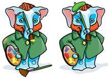 JUEGOS DE ENCONTRAR DIFERENCIAS ® Fichas infantiles Yoshi, Bowser, Scooby Doo, Instagram Posts, Fictional Characters, Babies, Google, Crafts, Preschool Language Activities