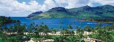 Kalapaki Beach in Kauai.