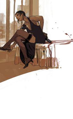 Fantastic style! Greg Tocchini