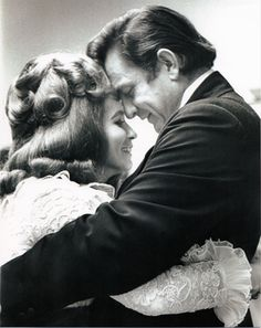 Johnny Cash and June Carter-Cash