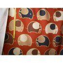 Gardinen Dekostoff bedruckt mit Elefanten Leinenoptik. Stoff zum Dekorieren als Seitenschals, Flächenvorhänge, Raffrollo, Tischdecken oder Läufer, Kissen, zum Kombinieren mit anderen Stoffen und vieles mehr.Material:100% PolyesterPflege:40° waschbarBreite:150cmAuf Wunsch fertigen wir auch Kissenhüllen, Tischdecken oder Läufer mit Briefecke nach Maß.