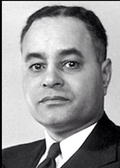 Ralph Bunche first African American to win the Noble Peace Prize.