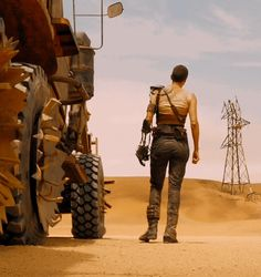 Mad Max: Fury Road / Furiosa