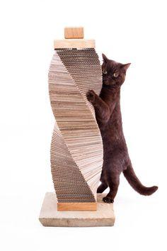 Charley and Billie Original Cat Scratcher by CharleyandBillie