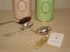 Colherzinha para Chá em Prata de Lei 950