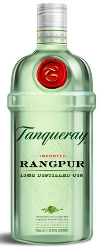 Tanqueray Rangpur Gin. I love making G & T's with this and a slice of lemon.