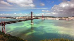 25 DE ABRIL BRIDGE  Lisbon, Portugal