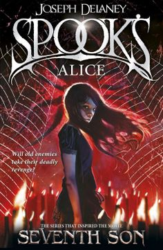 Lavender likes, loves, finds and dreams: The Spook's Alice by Joseph Delaney