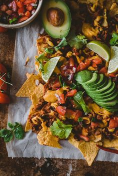 Vegaaninen nachopelti (v, gf) vege & vegan Vegetarian Recipes Videos, Diet Recipes, Vegan Recipes, Vegan Food, Diet Snacks, Healthy Snacks, Before And After Weightloss, Diet Breakfast, Healthy Chicken